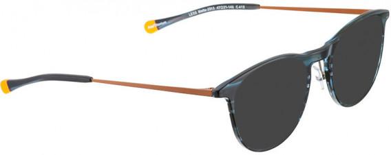 BELLINGER LESS2013 sunglasses in Blue Pattern