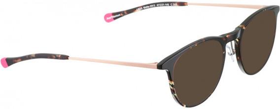 BELLINGER LESS2013 sunglasses in Brown Pattern