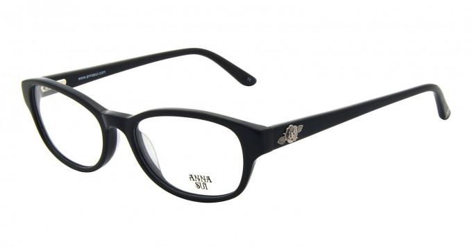 Anna Sui AS593 Glasses in Black