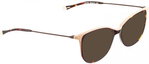 BELLINGER LESS1981 sunglasses in Brown