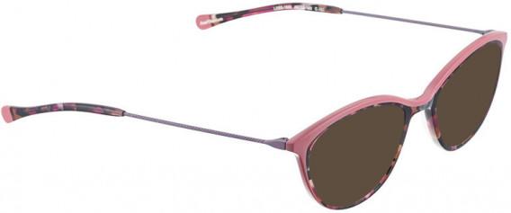 BELLINGER LESS1980 sunglasses in Purple/Pink