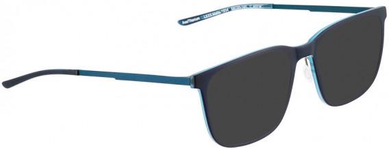 BELLINGER LESS1934 sunglasses in Matt Blue