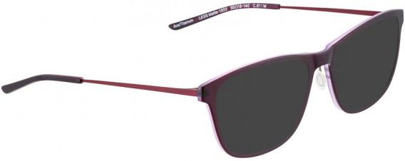 BELLINGER LESS1933 sunglasses in Matt Purple