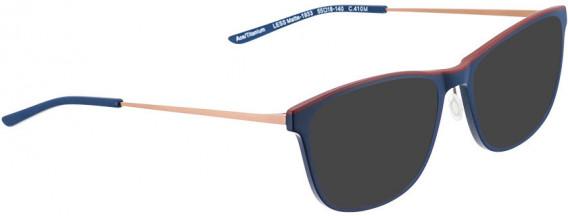 BELLINGER LESS1933 sunglasses in Matt Blue