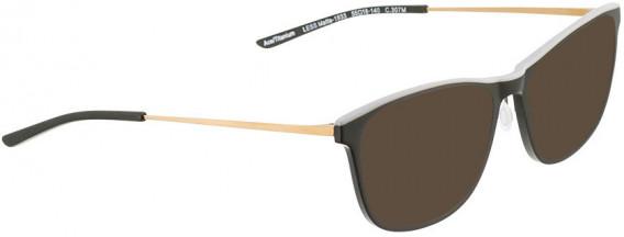 BELLINGER LESS1933 sunglasses in Matt Green