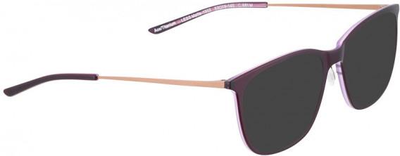 BELLINGER LESS1932 sunglasses in Matt Purple