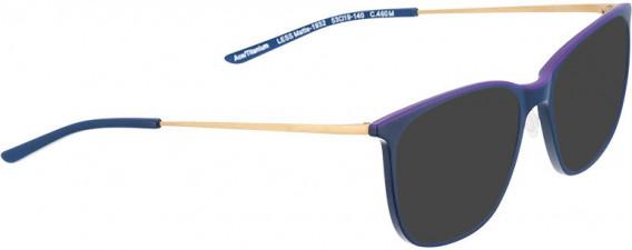 BELLINGER LESS1932 sunglasses in Matt Blue