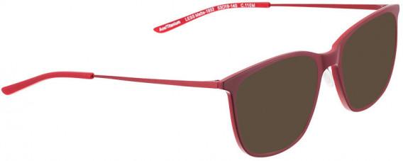 BELLINGER LESS1932 sunglasses in Matt Red