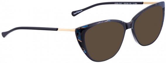 BELLINGER LESS1917 sunglasses in Black