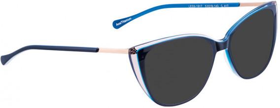 BELLINGER LESS1917 sunglasses in Blue