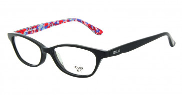 Anna Sui AS594 Glasses in Black