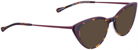 BELLINGER LESS1916 sunglasses in Purple