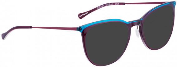 BELLINGER LESS1915 sunglasses in Purple