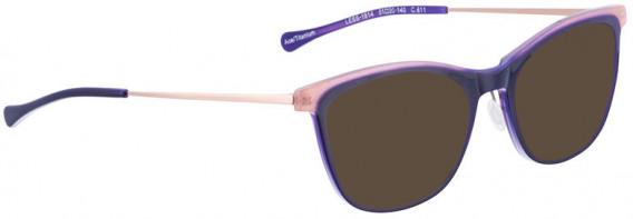 BELLINGER LESS1914 sunglasses in Purple