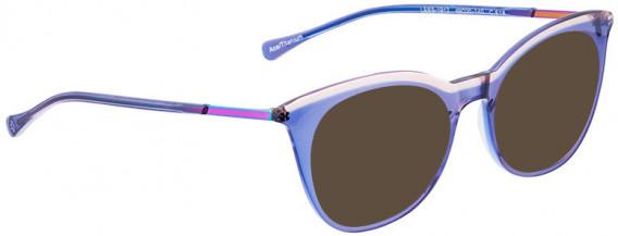 BELLINGER LESS1912 sunglasses in Purple