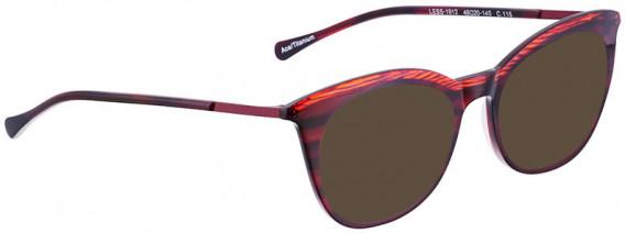 BELLINGER LESS1912 sunglasses in Red