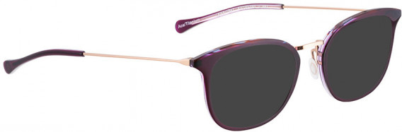 BELLINGER LESS1891 sunglasses in Aubergine Transparent