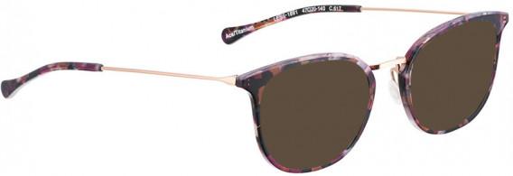 BELLINGER LESS1891 sunglasses in Purple Pattern