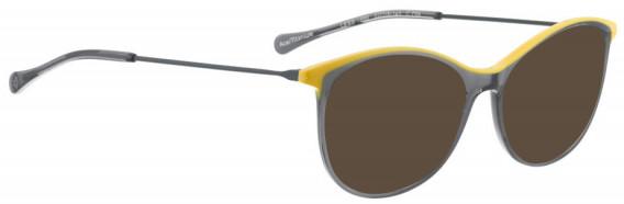BELLINGER LESS1888 sunglasses in Grey Transparent