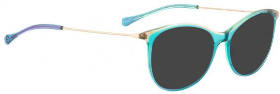 BELLINGER LESS1888 sunglasses in Green Transparent