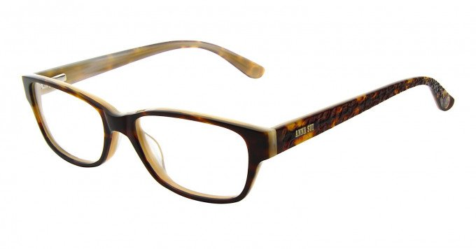 Anna Sui AS596 Glasses in Brown