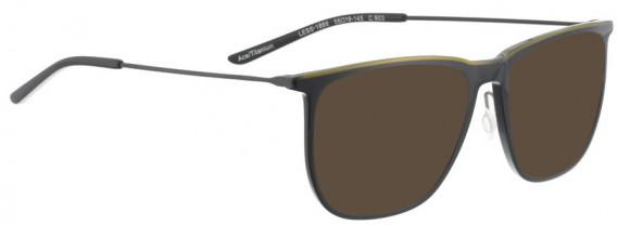 BELLINGER LESS1886 sunglasses in Black