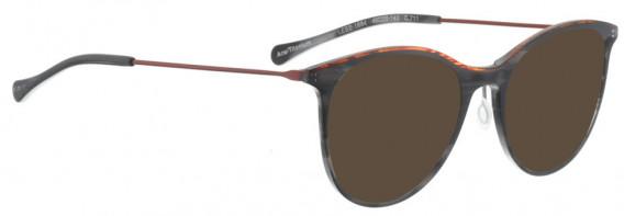 BELLINGER LESS1884 sunglasses in Grey Pattern