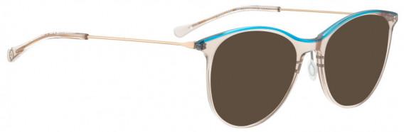BELLINGER LESS1884 sunglasses in Purple