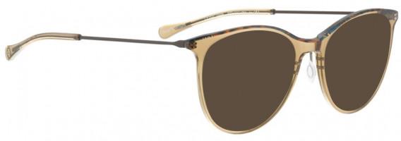 BELLINGER LESS1884 sunglasses in Brown Transparent
