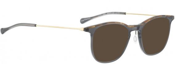 BELLINGER LESS1883 sunglasses in Grey Transparent