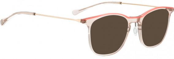 BELLINGER LESS1883 sunglasses in Pink Transparent