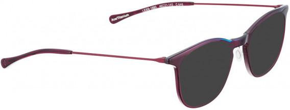 BELLINGER LESS1883 sunglasses in Purple
