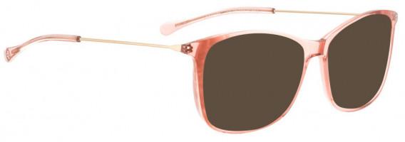 BELLINGER LESS1882 sunglasses in Pink Transparent