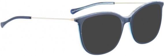 BELLINGER LESS1842 sunglasses in Blue Transparent