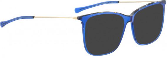BELLINGER LESS1815 sunglasses in Blue Transparent