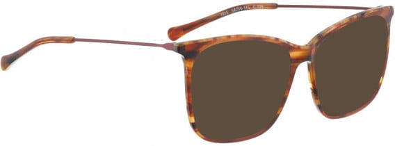 BELLINGER LESS1815 sunglasses in Brown Pattern