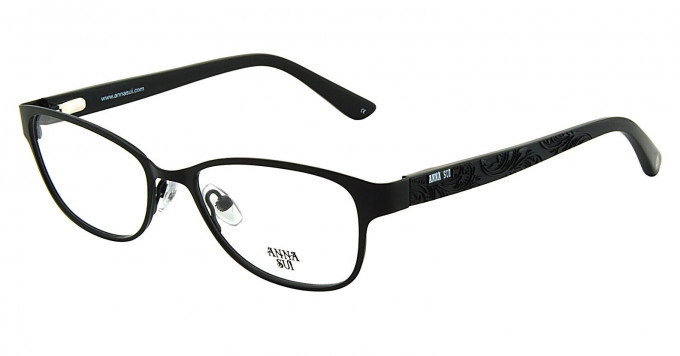 Anna Sui AS208 Glasses in Black