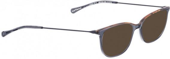 BELLINGER LESS1812 sunglasses in Transparent Grey