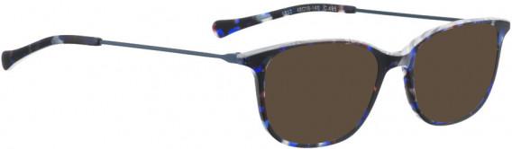 BELLINGER LESS1812 sunglasses in Blue Pattern