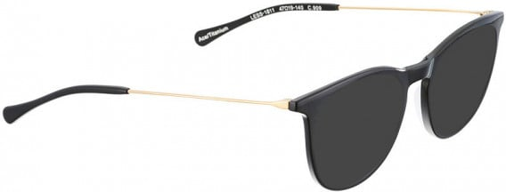 BELLINGER LESS1811 sunglasses in Black