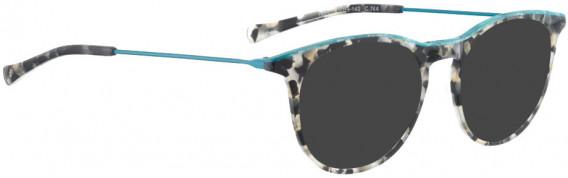 BELLINGER LESS1811 sunglasses in Grey Pattern