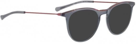 BELLINGER LESS1811 sunglasses in Grey Transparent
