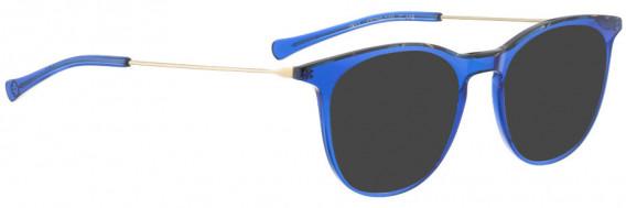 BELLINGER LESS1811 sunglasses in Blue Transparent