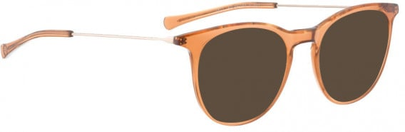 BELLINGER LESS1811 sunglasses in Brown Transparent