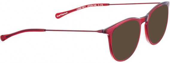BELLINGER LESS1811 sunglasses in Red