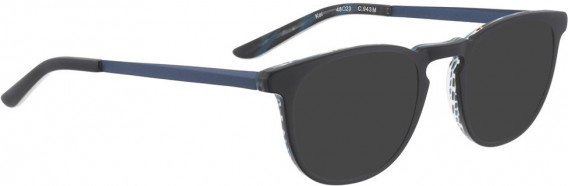 BELLINGER KOI sunglasses in Black