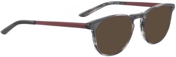 BELLINGER KOI sunglasses in Grey Pattern