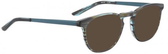 BELLINGER KOI sunglasses in Blue Pattern