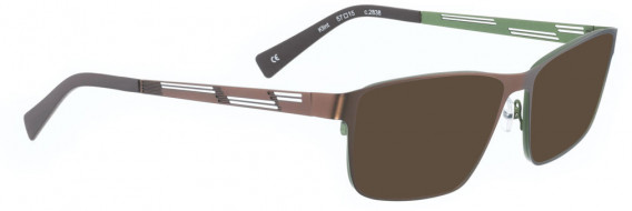 BELLINGER KLINT sunglasses in Mocca