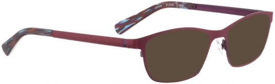 BELLINGER JENNA sunglasses in Cherry